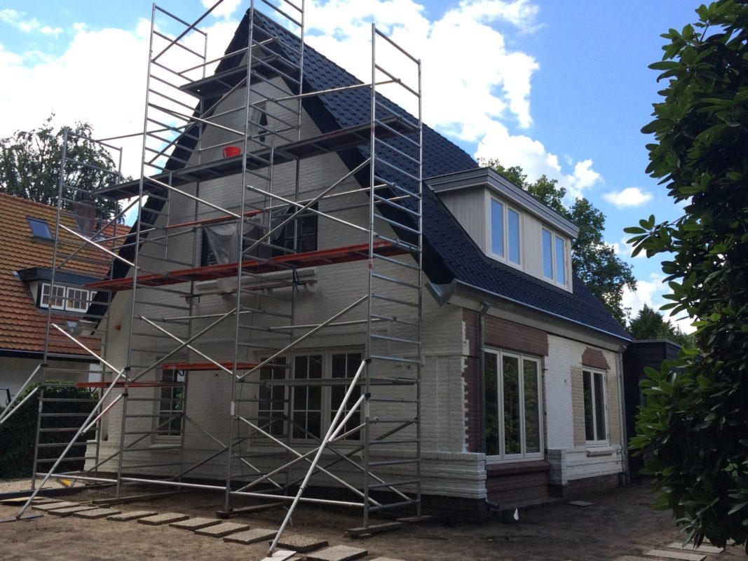Renovatie en verbouwing Huizen C. van de Kamp Totaalbouw