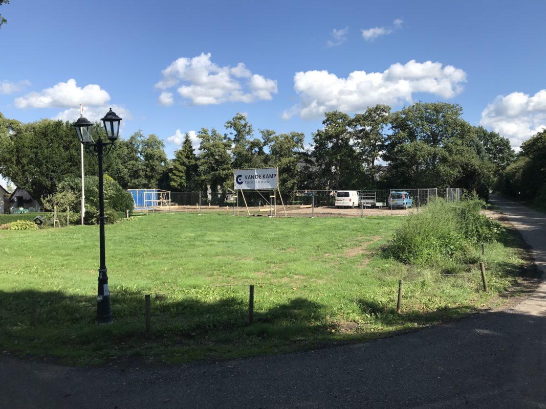 Bouw woning Ermelo C. van de Kamp Totaalbouw