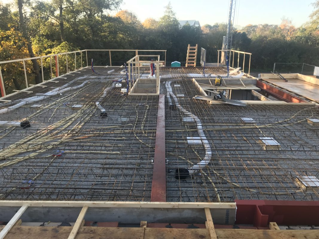 Nieuwbouw woning Harderwijk C van de Kamp Totaalbouw
